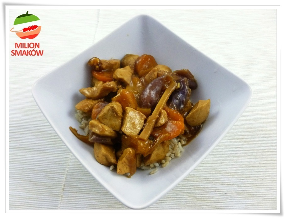 Slodki Kurczak Po Chinsku